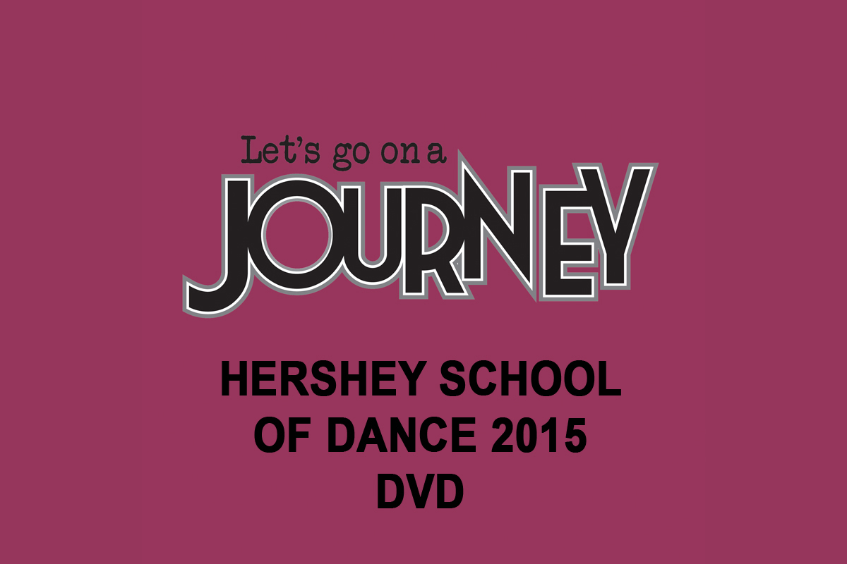 Hershey School Of Dance-2015 SATURDAY EVENING DVD