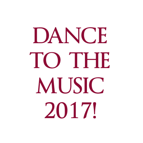 Dance To The Music 2017 BLU-RAY/DVD set 5pm Show