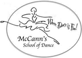 McCann's School Of Dance 2017 BLU-RAY/DVD set