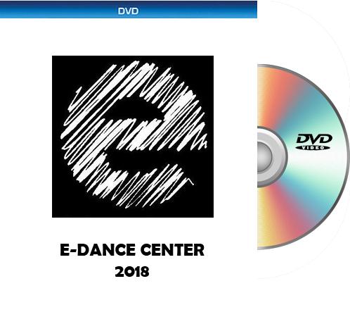 5-18-18 / 5-19-18 E-DANCE DVD