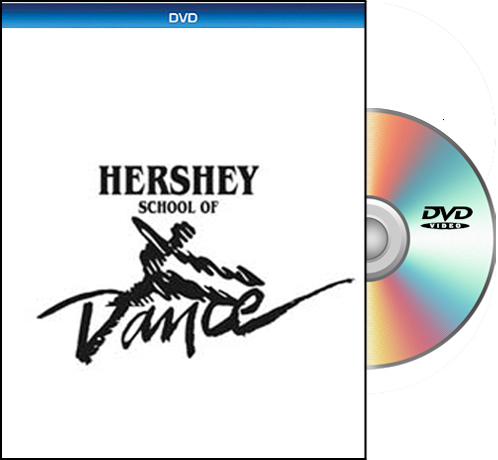 5-18-19 Hershey School Of Dance 2019  SATURDAY EVENING DVD