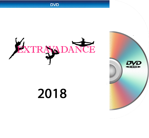 Extravadance DVD 2018