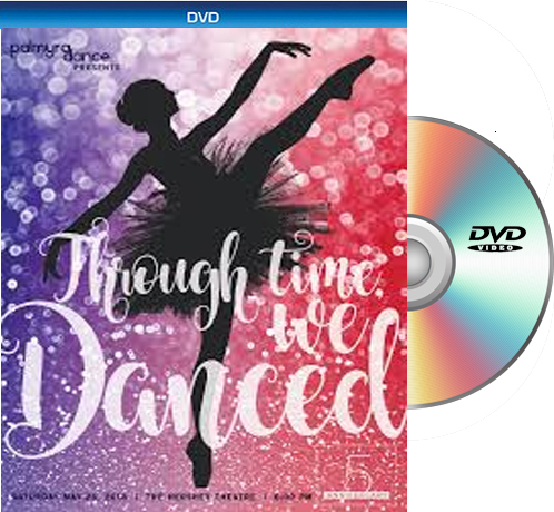 5-26-18 Palmyra Academy Of Dance 2018 DVD