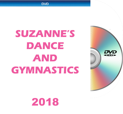 Suzanne's Dance & Gymnastics FRIDAY DVD 2018