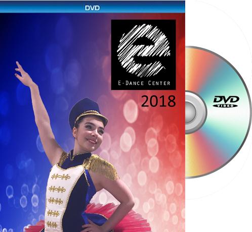 E-DANCE DVD 2018