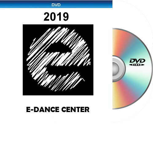 5- 2-19 and 5-3-19 E-DANCE DVD 2019