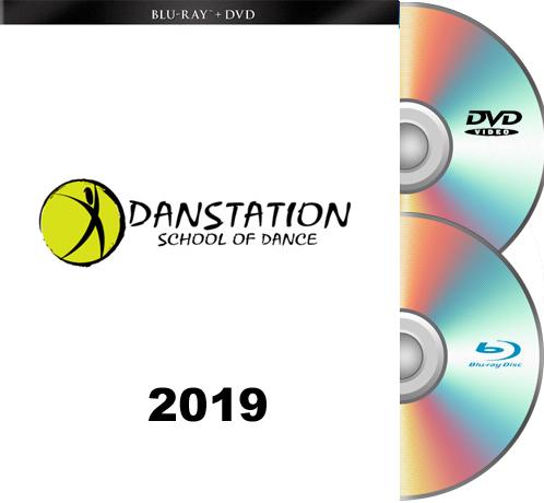 6- 8-19 Danstation-2019 BLU-RAY/DVD set