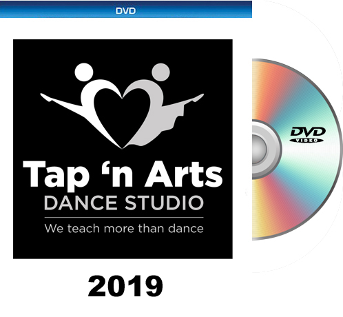 6- 1-19 Tap n' Arts 2019 10:00am  DVD