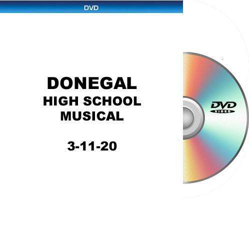3-11-20 Donegal High School DVD