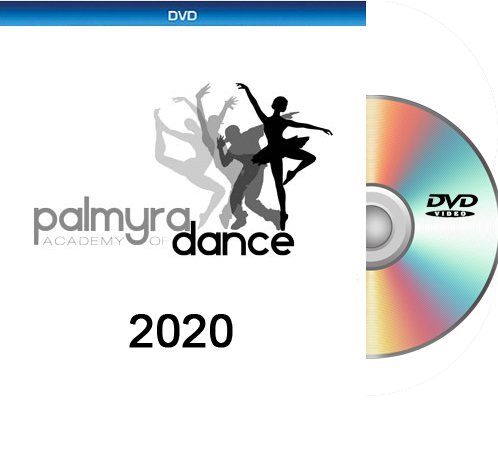 5-23-20 Palmyra Academy Of Dance 2020 DVD