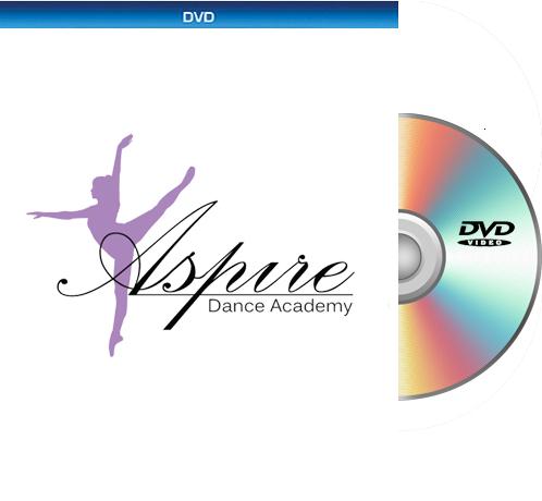 6-27-20 Aspire Dance Academy DVD