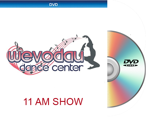 8-2-20 Wevodau Dance 2020 11AM DVD ONLY