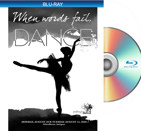 8-11&12-20 Palmyra Academy Of Dance-2020 BLU-RAY ONLY