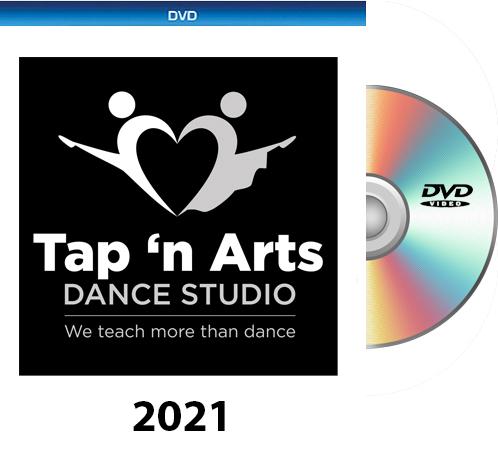 5-23-21 Tap n\' Arts 2021 10am  DVD