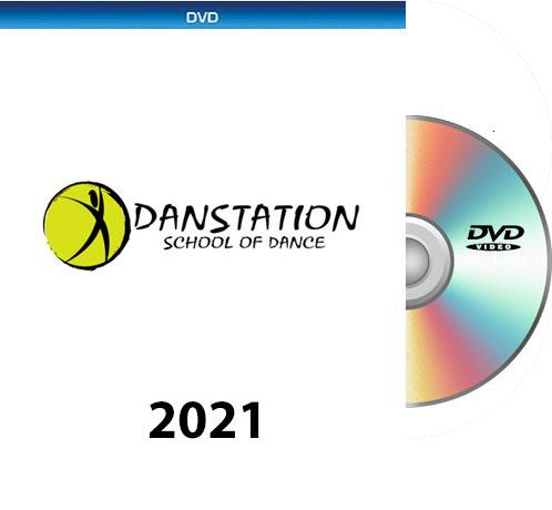 6-12-21 Danstation 2021 DVD