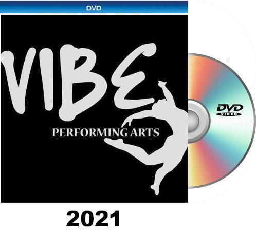 6-13-21 Vibe Performing Arts DVD 2021