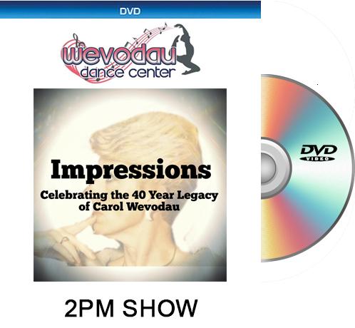 6-19-21 Wevodau Dance 2021 2PM DVD ONLY