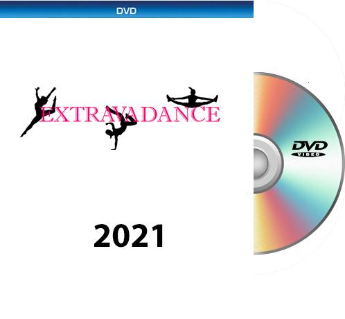 6- 6-21 Extravadance DVD 2021
